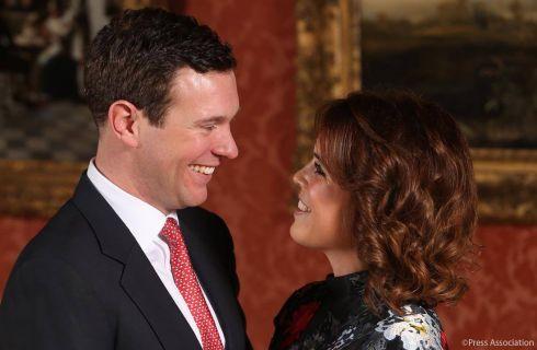 Royal wedding: la principessa Eugenia si sposa