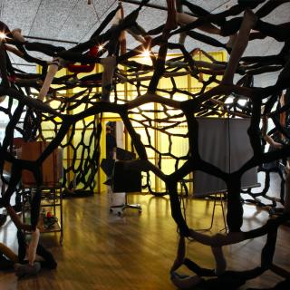 Fondazione Prada: in mostra il black humor di John Bock