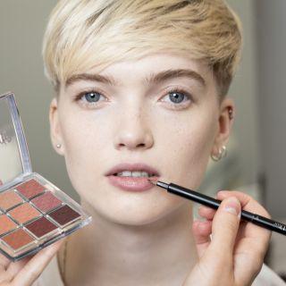 Il beauty look della sfilata Christian Dior Haute Couture