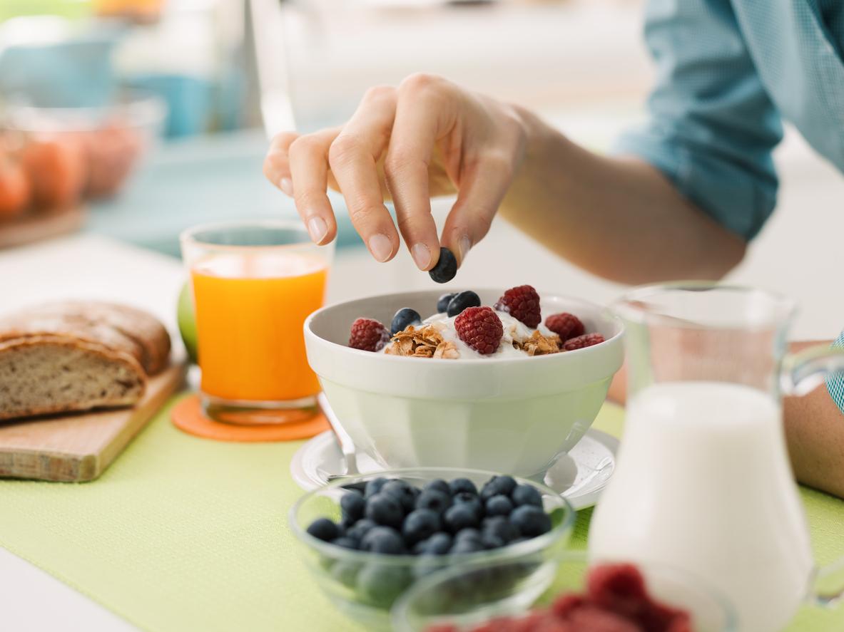 come e quando mangiare lo yogurt
