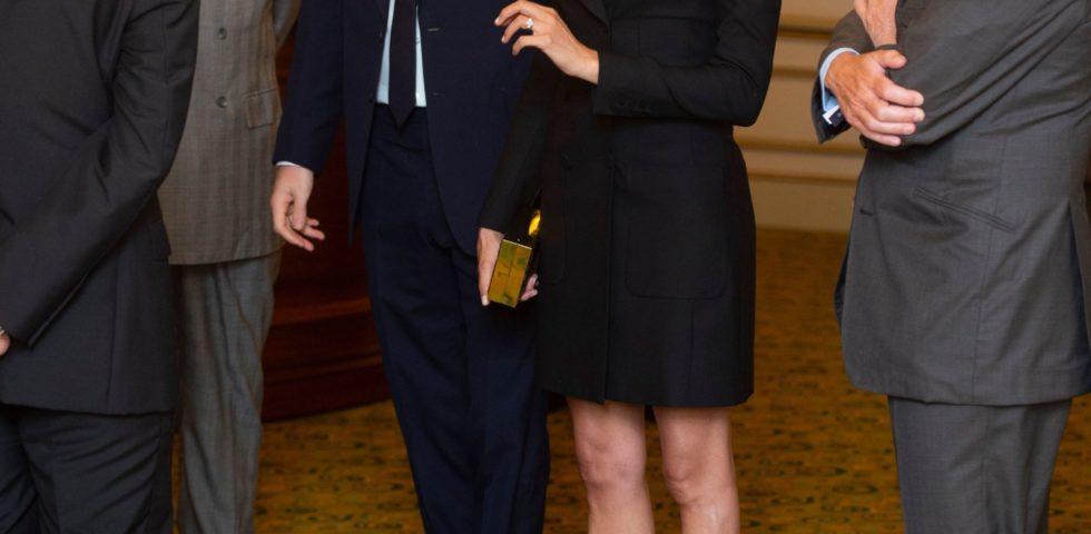 Meghan Markle: gonna corta come Kate Middleton, Lady Diana e la regina Elisabetta