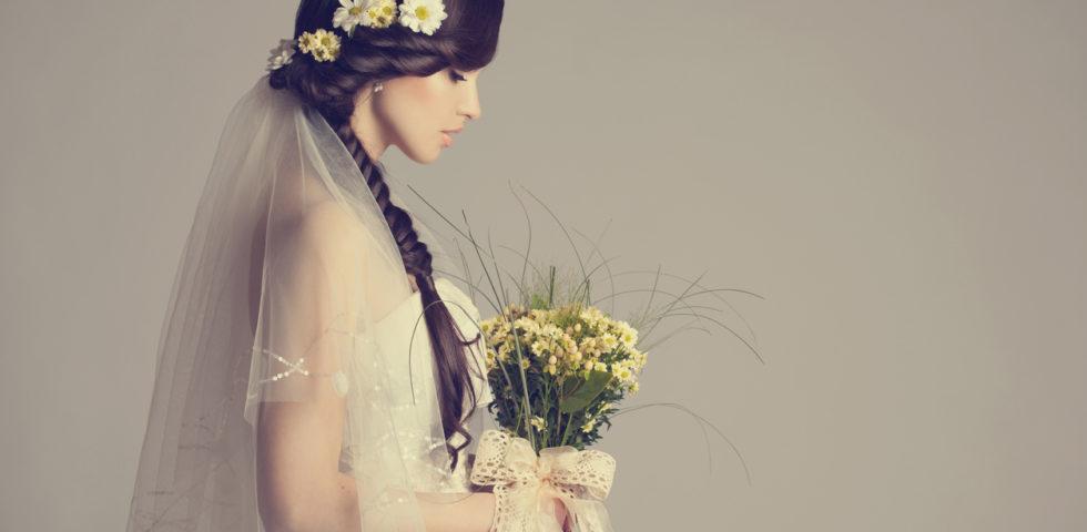 Acconciature sposa: 5 idee per settembre