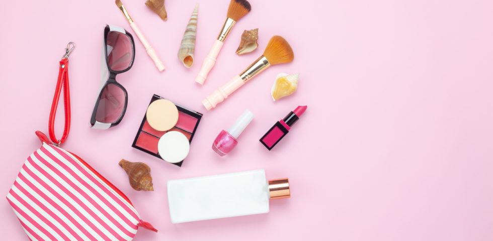 Prodotti di bellezza: cosa mettere in valigia