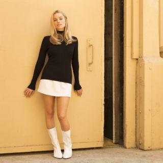 Margot Robbie, il primo scatto nel film di Tarantino