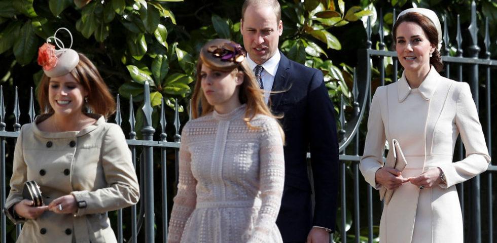 Kate Middleton assente alle nozze della principessa Eugenia?