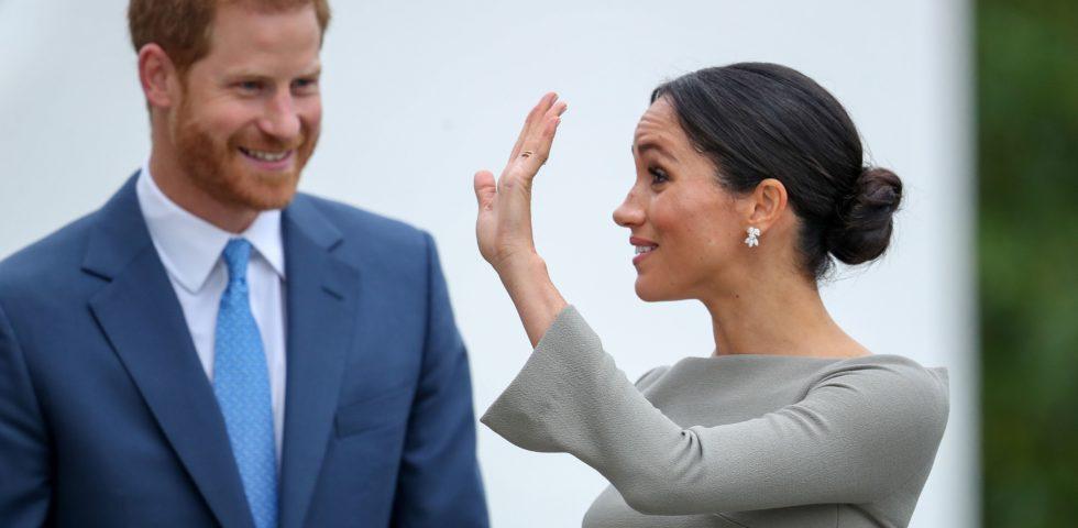 Meghan Markle: il look per le nozze del miglior amico di Harry
