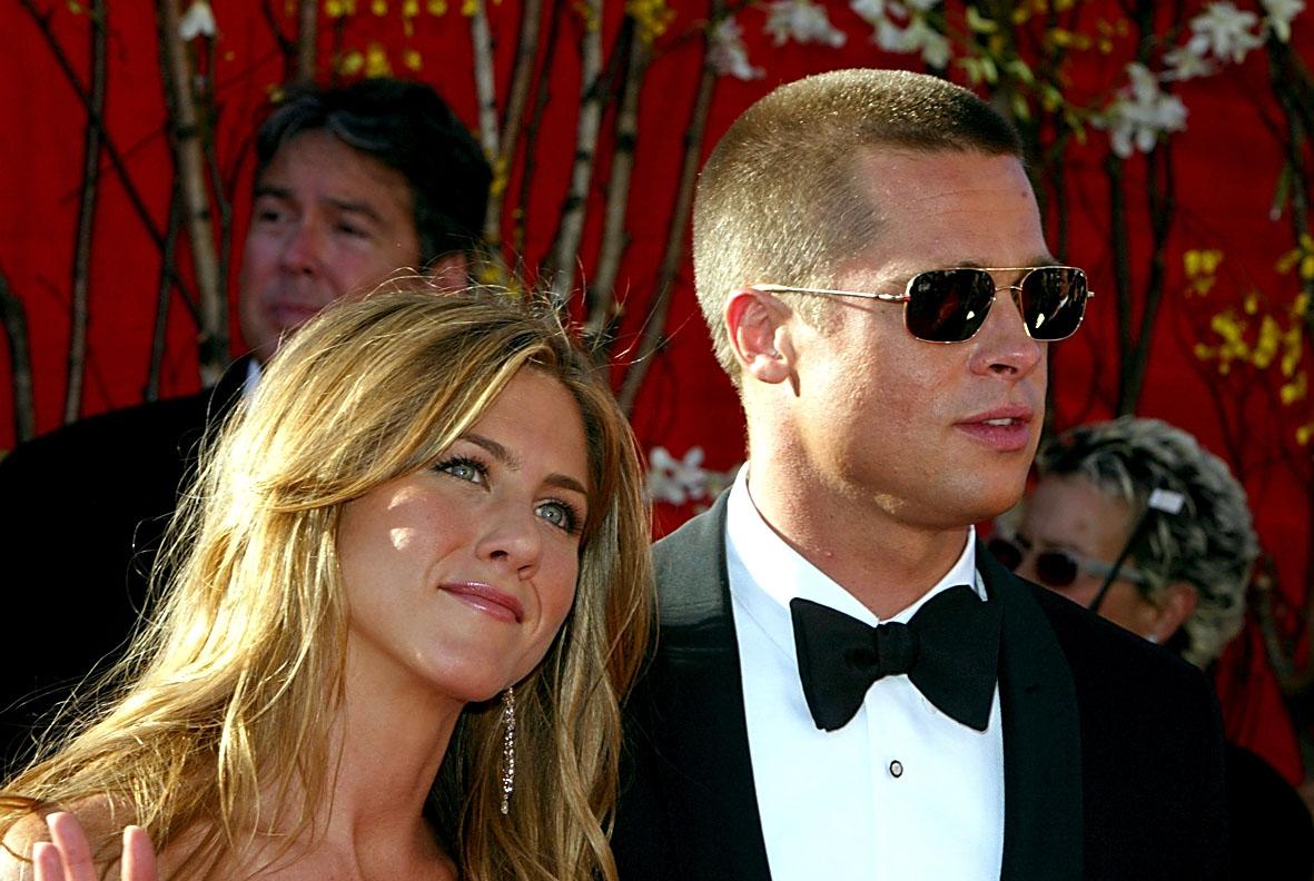 Jennifer e Brad sono stati sposati dal 2000 al 2005.