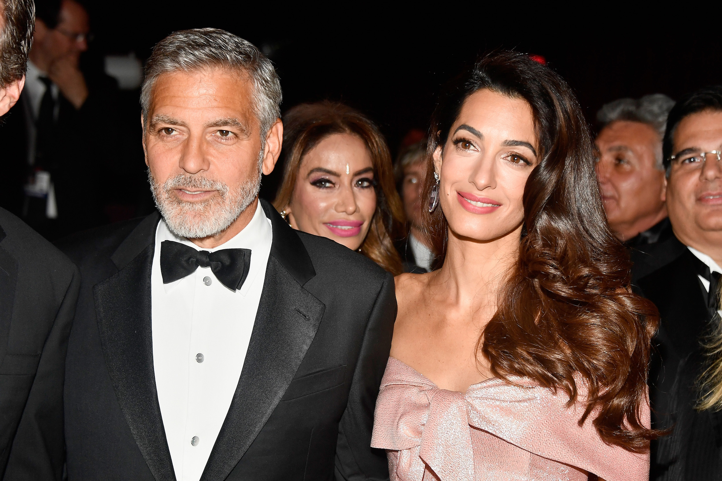 Amal Clooney premiata con il Global Citizen of the Year