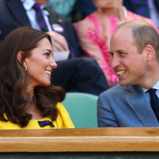 Kate e William innamorati a Mustique