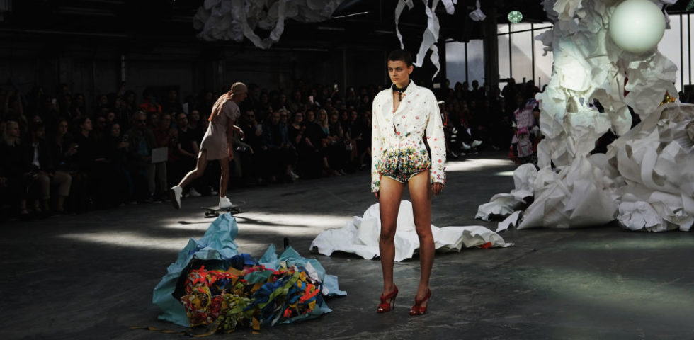Vivienne Westwood collezione Primavera-Estate 2019