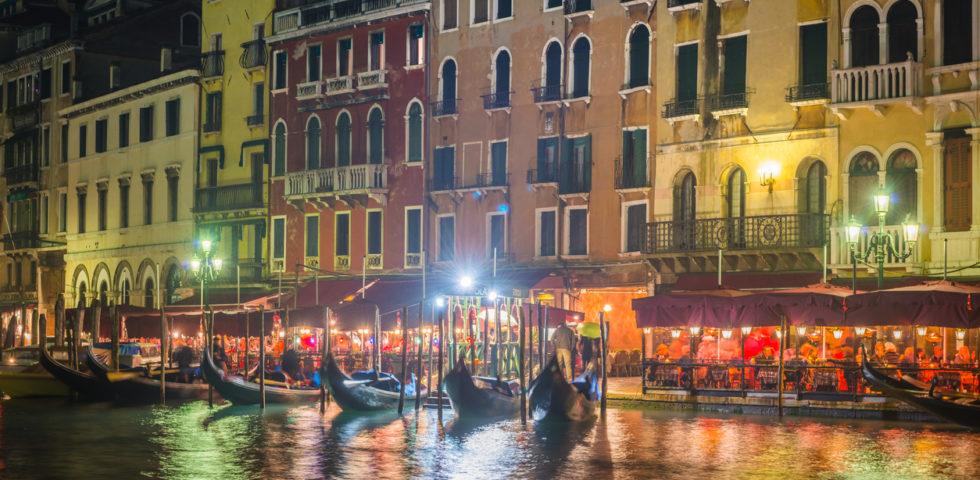 I 10 migliori ristoranti gourmet a Venezia