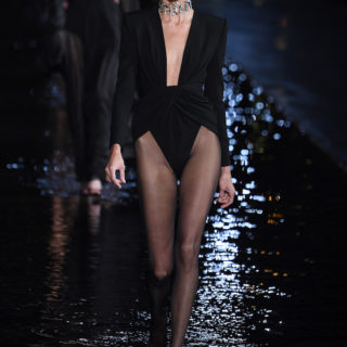 Saint Laurent collezione Primavera-Estate 2019, le foto