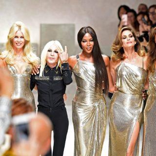 Maison Versace diventa americana