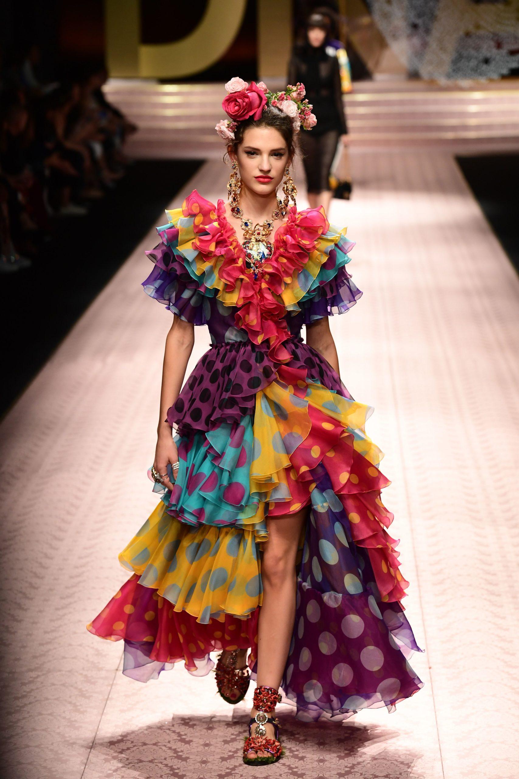Dolce & Gabbana collezione Primavera-Estate 2019, le foto
