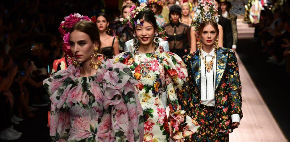 Dolce & Gabbana collezione Primavera-Estate 2019