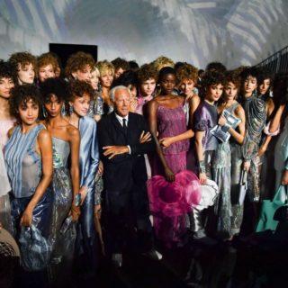 Giorgio Armani: la forma del colore