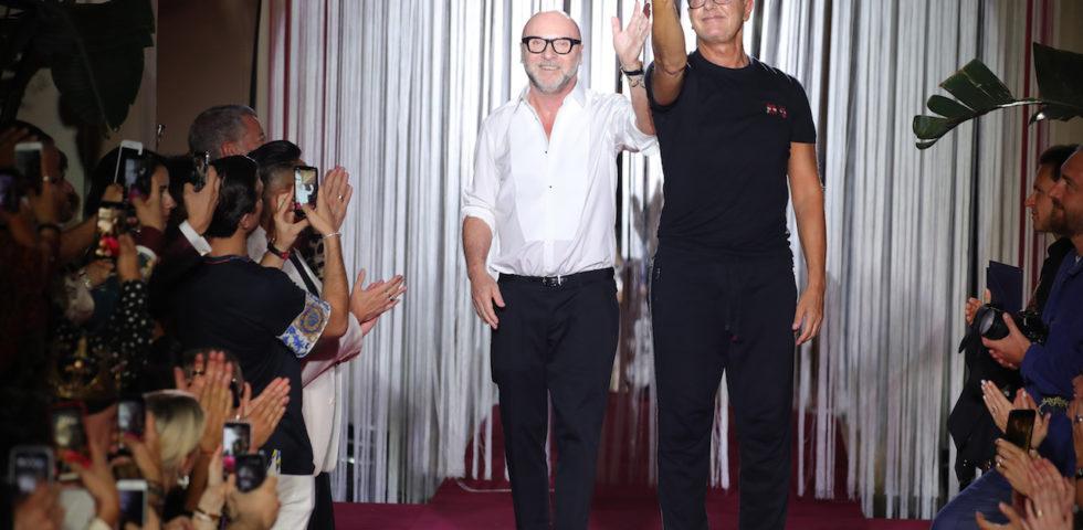 Dolce & Gabbana veste il panettone di Fiasconaro