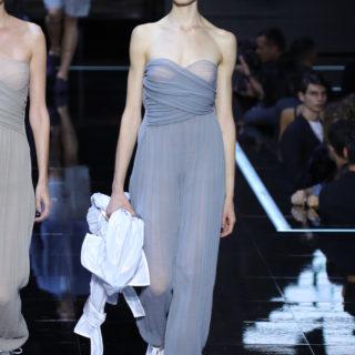 Emporio Armani collezione Primavera-Estate 2019, le foto