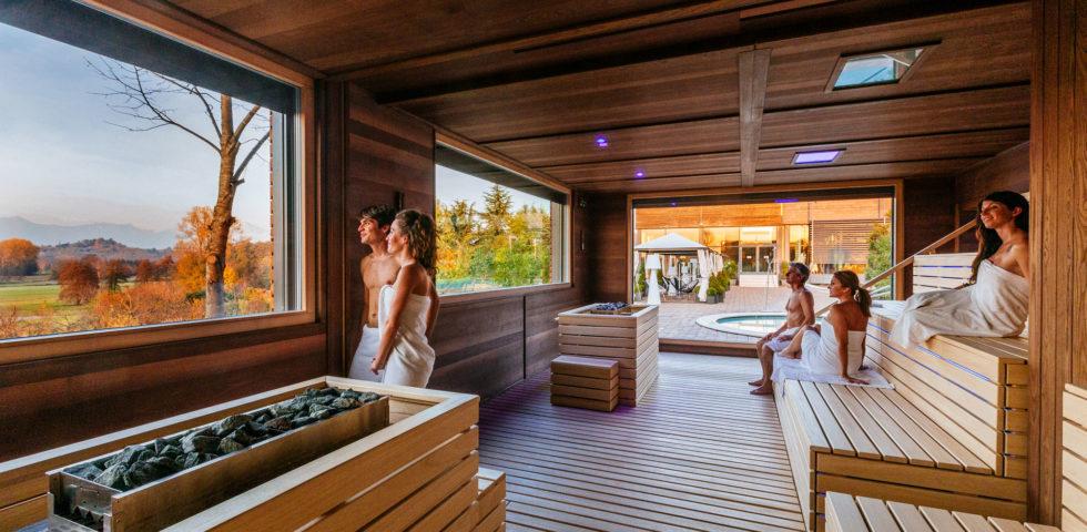 Monticello spa: novità benessere e trattamenti