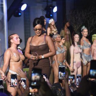 Savage X Fenty, la lingerie sexy e inclusiva di Rihanna