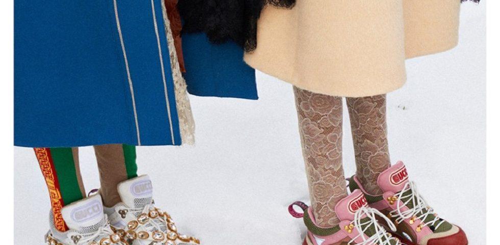 Sneakers Autunno-Inverno 2018/2019