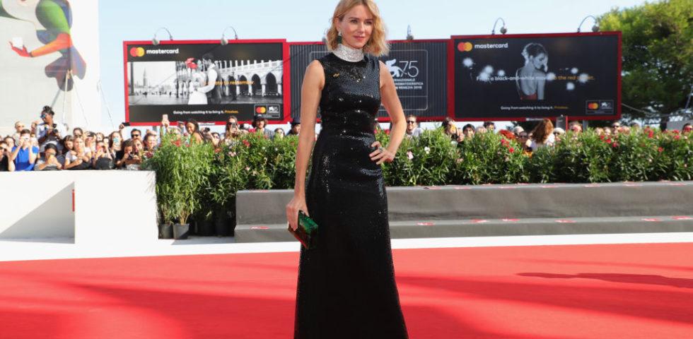 Venezia 75: i look sul red carpet di Naomi Watts e Violante Placido