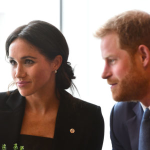 Meghan Markle: smoking che passione!