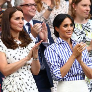 Kate e Meghan: i look ispirati a Lady D
