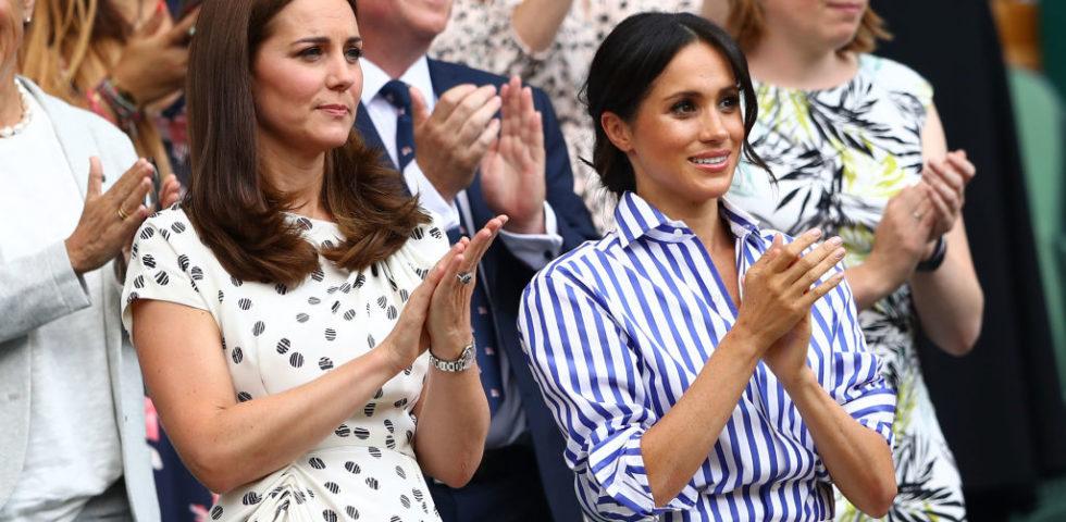 Kate Middleton e Meghan Markle: i look ispirati a Lady Diana