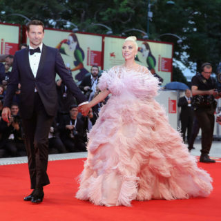 Lady Gaga alla conquista del Lido di Venezia