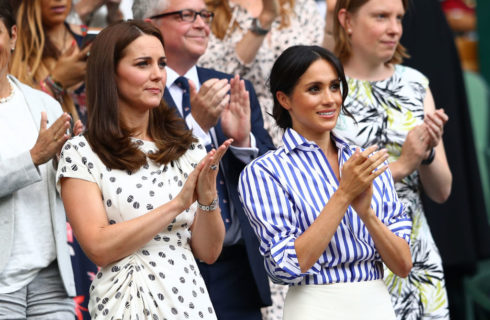 Kate Middleton e Meghan Markle in guerra: lo staff si divide