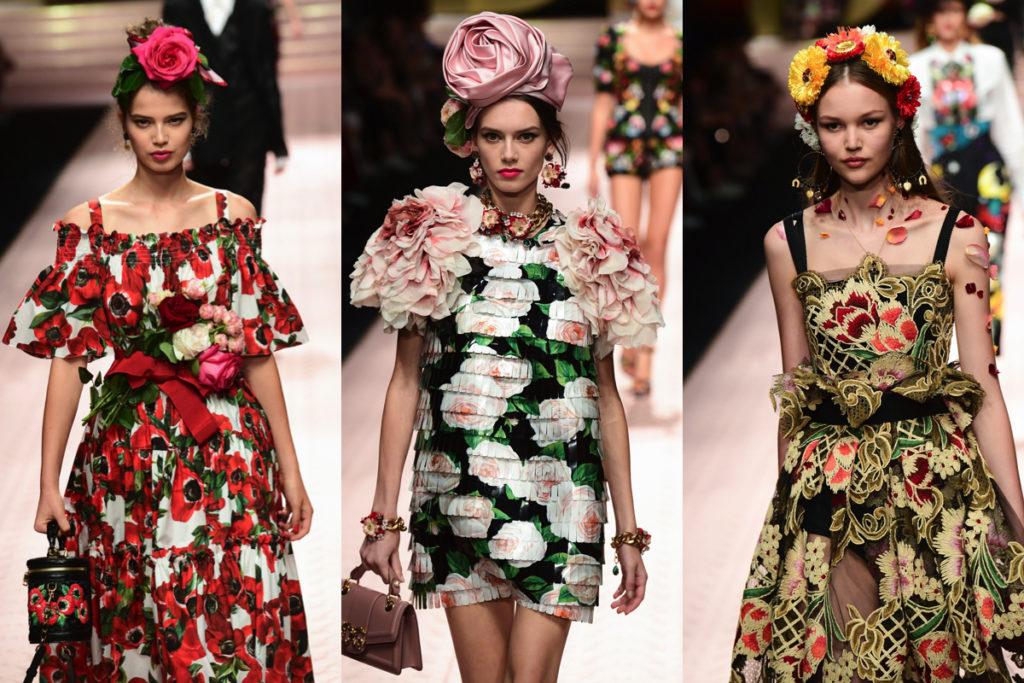 Dolce Gabbana Collezione Primavera Estate 2019 Diredonna