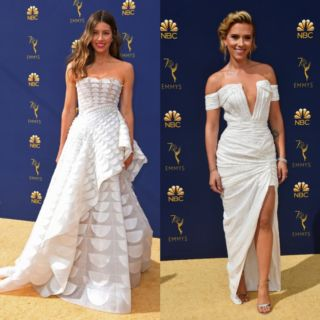 Emmy Awards: i look più belli sul red carpet