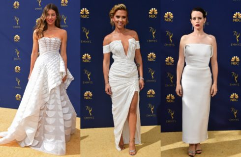 Emmy Awards 2018: i look più belli sul red carpet