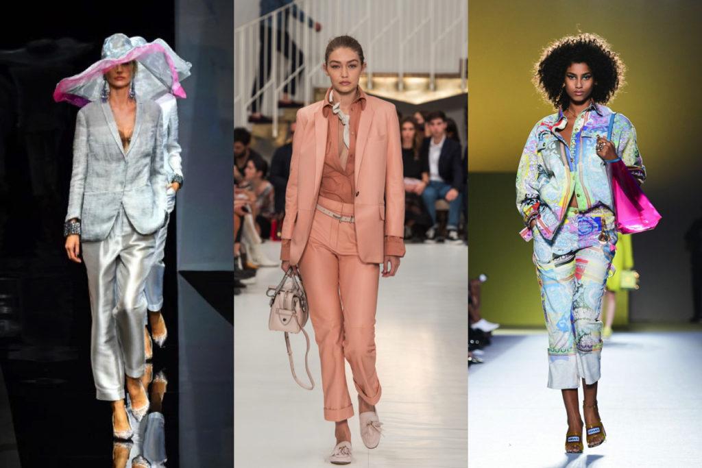4be05741905c Tendenze moda Primavera-Estate 2019 da Milano Moda Donna