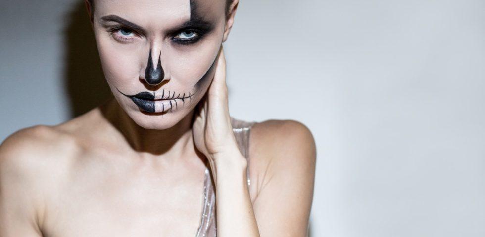 Halloween 2018: il make-up per un look da paura