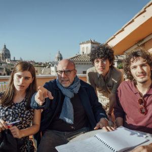 Notti magiche, il nuovo film di Paolo Virzì