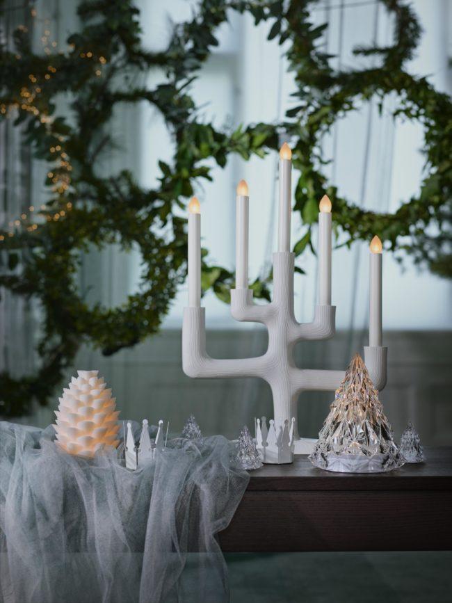 Natale Ikea 2018, le foto degli addobbi natalizi