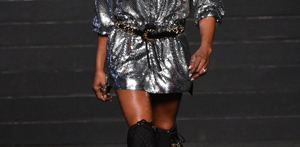 Moschino x H&M: Naomi Campbell regina della passerella
