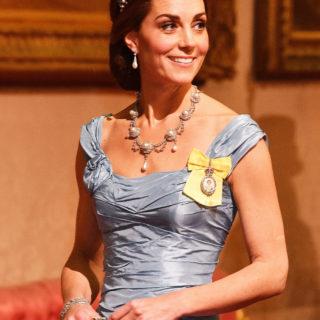 Kate: prova da regina con la tiara di Lady D