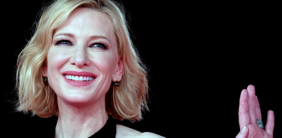 Cate Blanchett ospite alla Festa del Cinema di Roma 2018