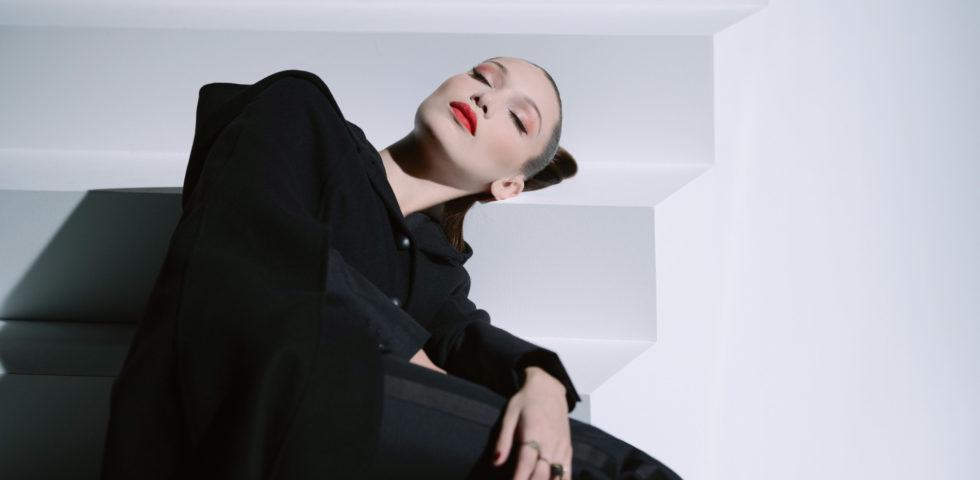 Trucco Halloween 2018: make up Dior con Bella Hadid