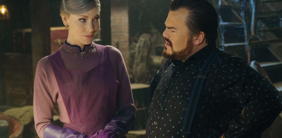 Il mistero della casa del tempo, il film con Cate Blanchett e Jack Black