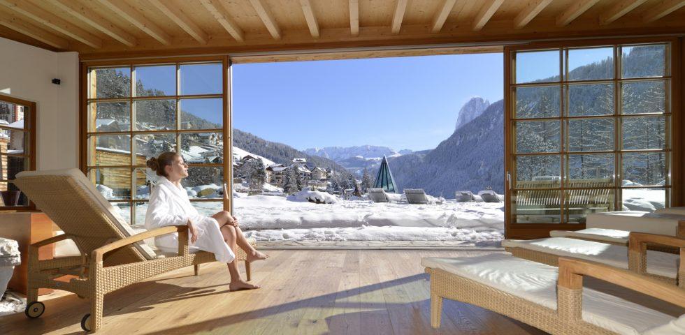 Adler Spa Resort Dolomiti: 5 trattamenti esclusivi da provare