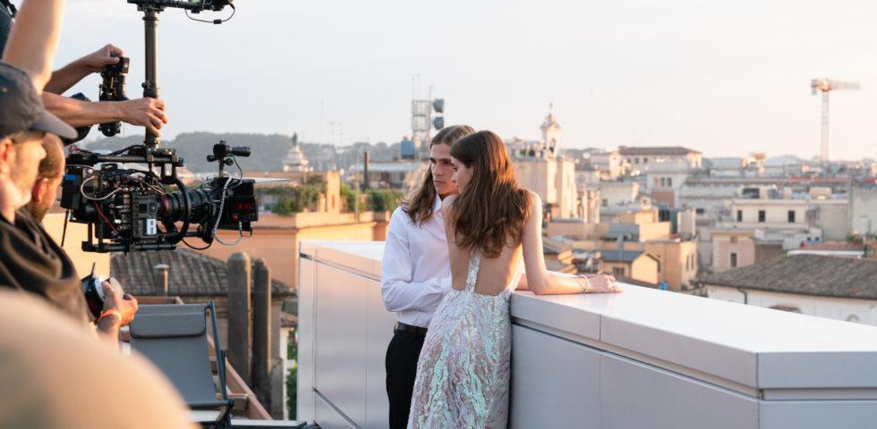 Il corto di Paolo Sorrentino per il compleanno di Rinascente Roma