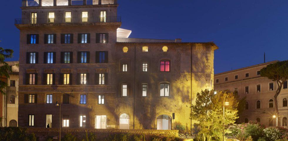 Fondazione Alda Fendi: apre a Roma con il progetto di Jean Nouvel
