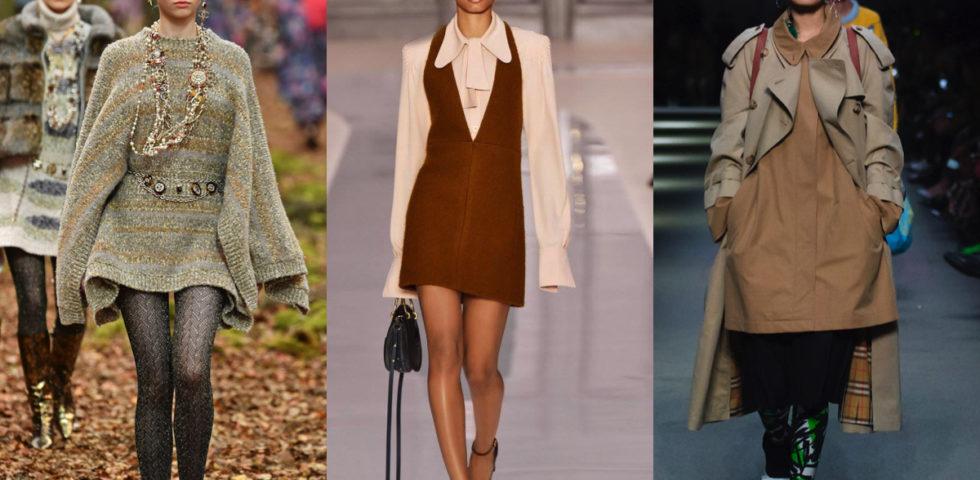 Come indossare i colori neutri della moda Autunno-Inverno 2018/2019