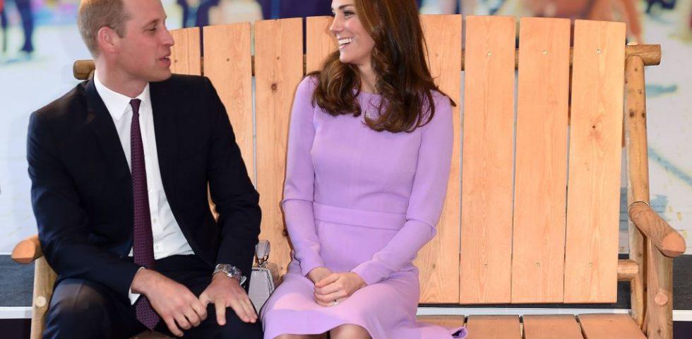 Kate Middleton e William di nuovo insieme dopo la pausa per la maternità