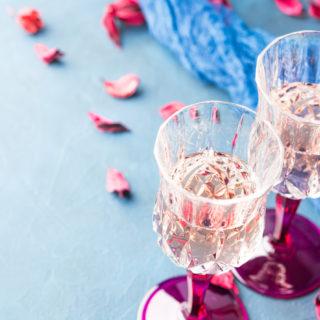 Bollicine rosa, passione luxury