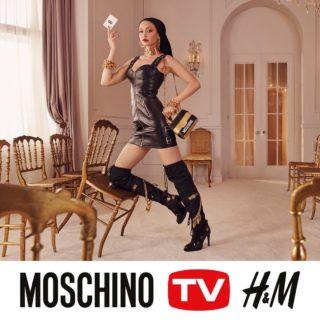 Moschino x H&M: prime foto della collezione con Gigi Hadid